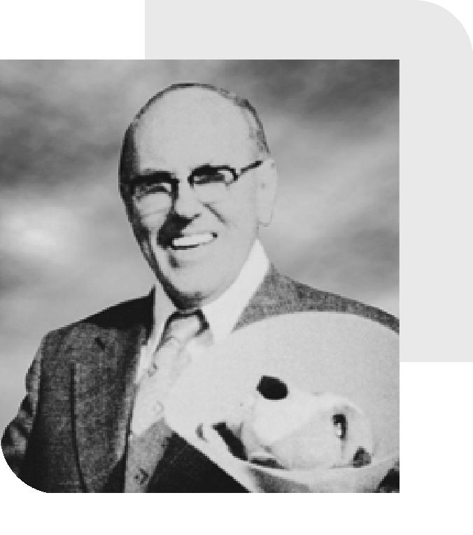 Founder Walter Eickemeyer