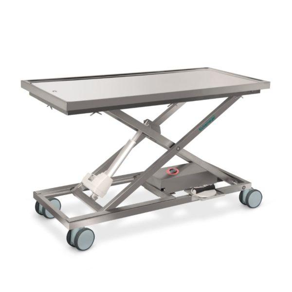 Low Lift Mobile Scissor Table II