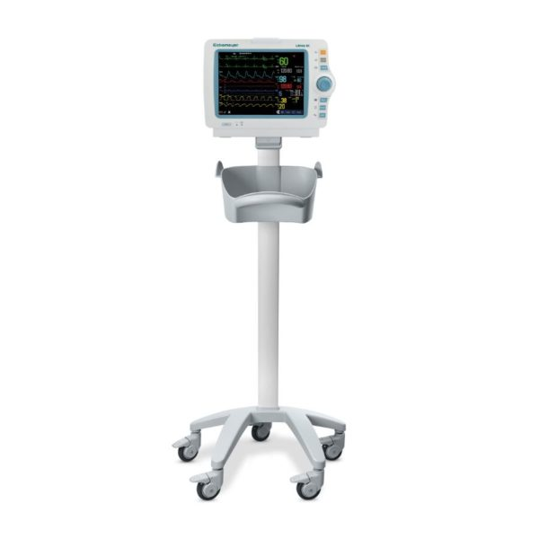 Mobile stand for Mindray and LifeVet Monitors