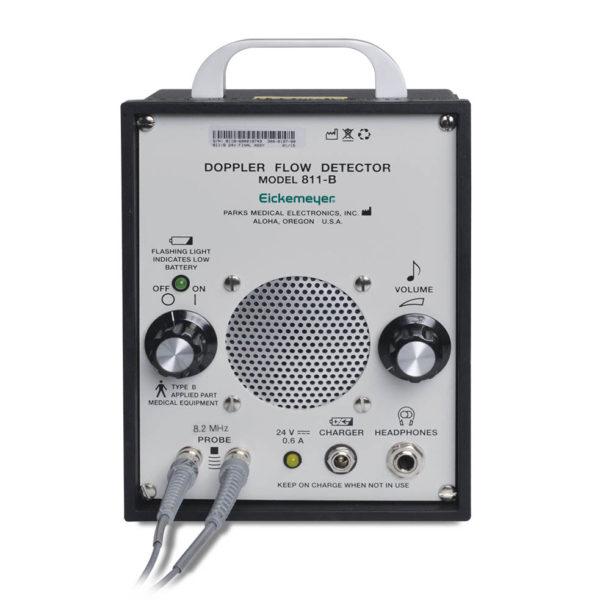 Ultrasonic Parks 8.1 MHz Doppler