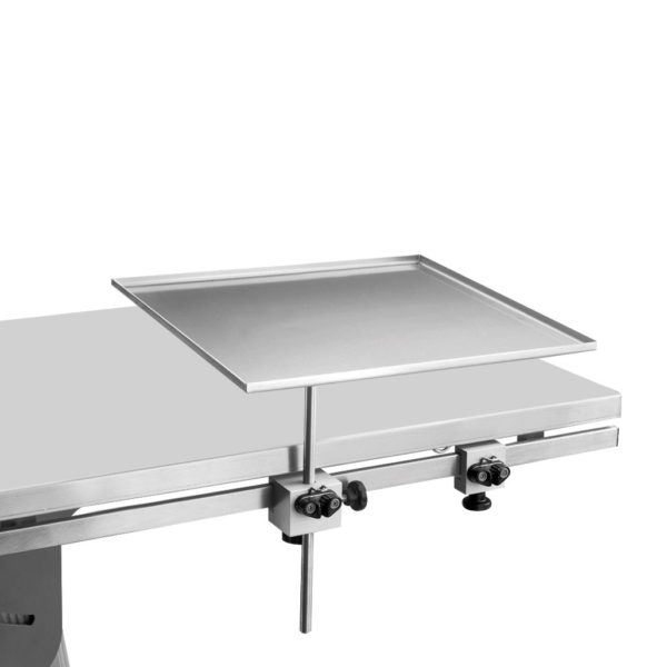 Instrument Tray for Rail System