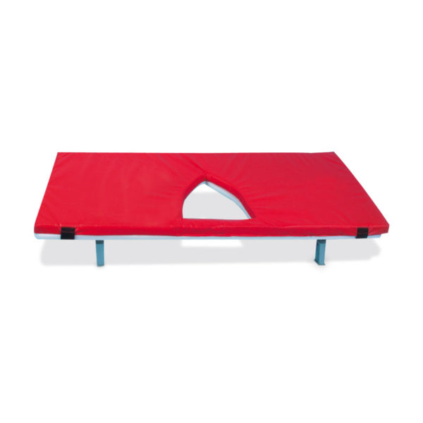 Ultrasound Table Padded Cover with cut-out